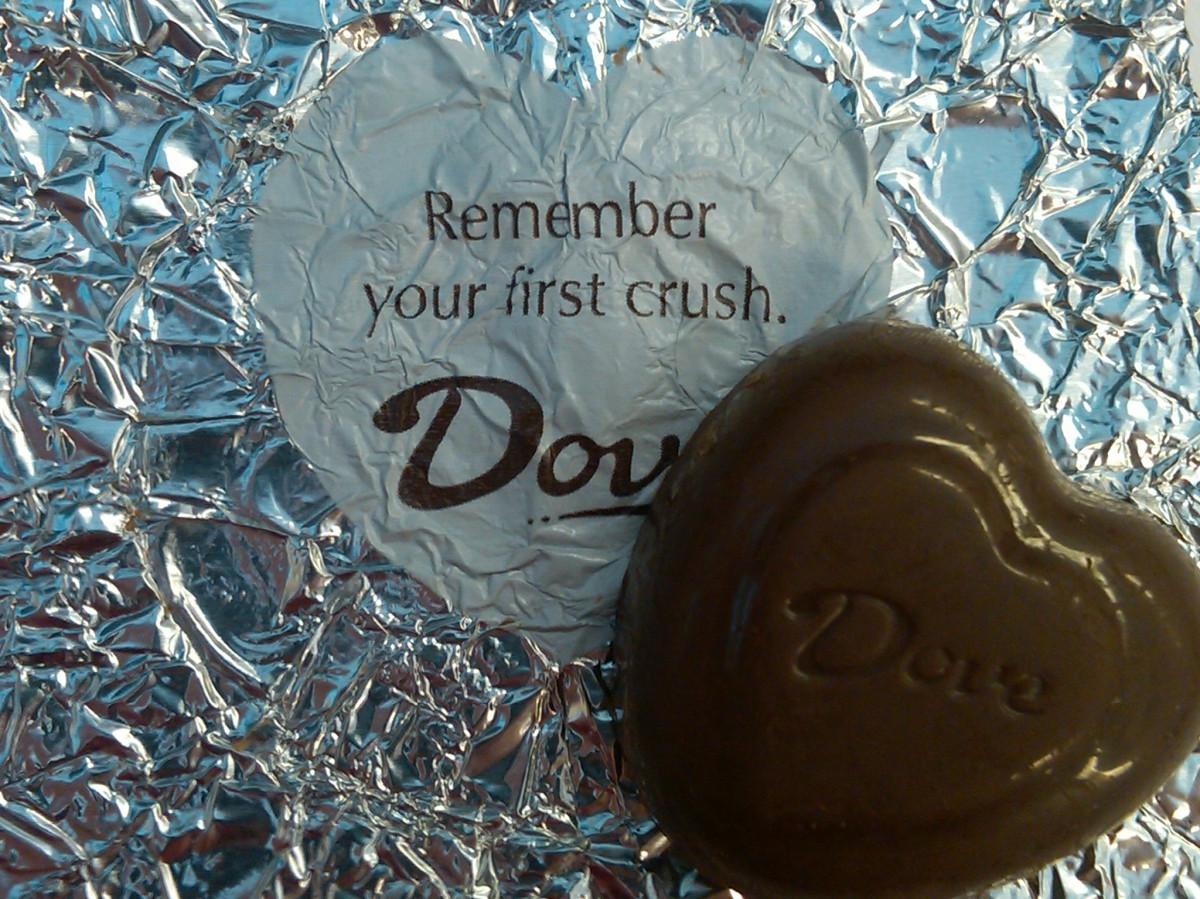 Remember your first crush