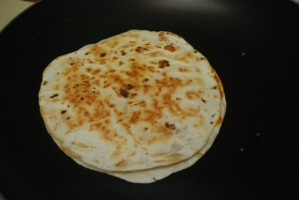 Full quesadilla
