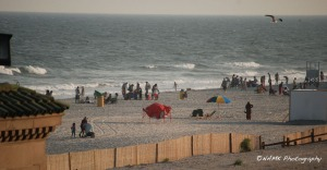 Atlantic City beach