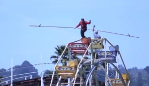 nik wallenda ferris wheel