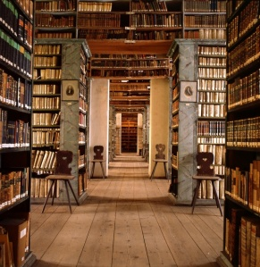 Library of the Franckesche Stiftungen