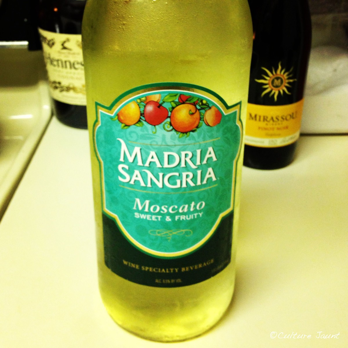 Madria Sangria: Just Add Fruit