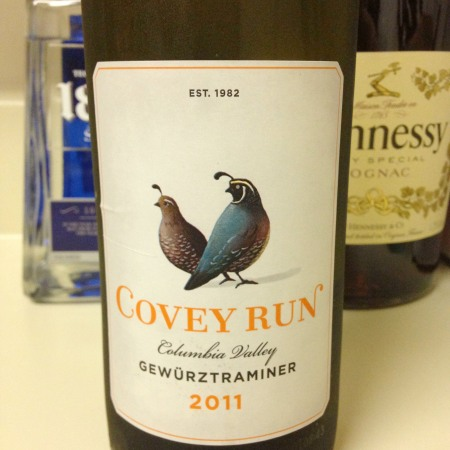 Covey Run Gewürztraminer