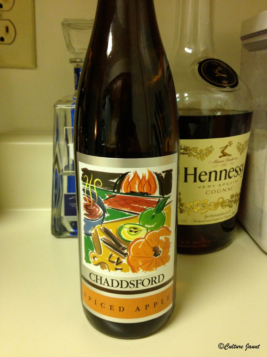 Spiced Apple Wine