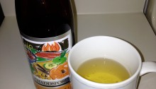 Hot Spiced Apple Wine