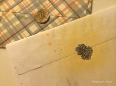 envelopes with seals