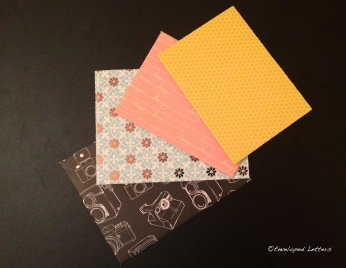 Envelope set 1