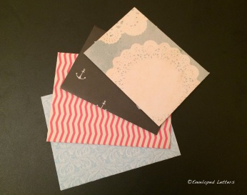 Envelope set 2